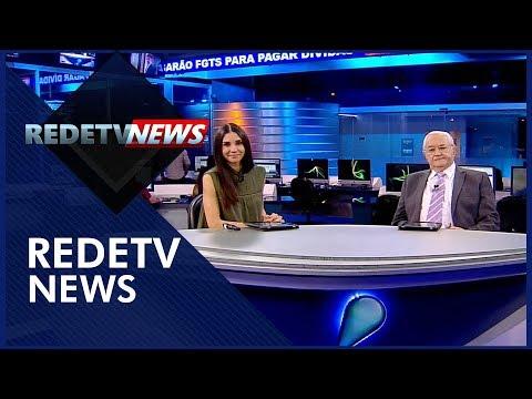 RedeTV News 120919  Completo