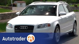 2005-2008 Audi A4 - Wagon | Used Car Review | AutoTrader