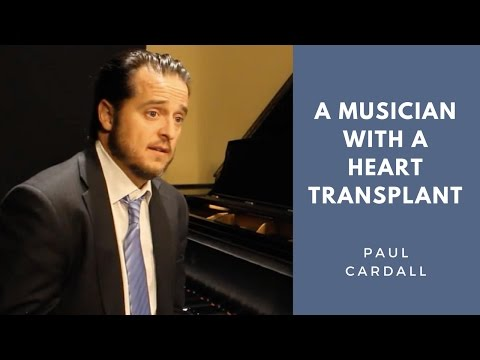 A Musician With a Heart Transplant | Paul Cardall