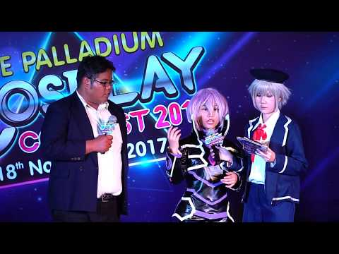 171118 【Cosplay Contest】 (SOLO) PART.1 @ The Palladium Cosplay Contest 2017