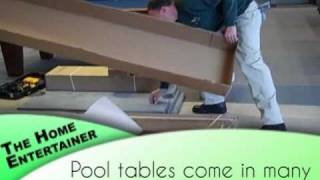How To Set Up A Pool Table | A Lesson