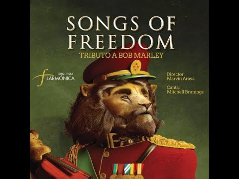 Mitchell Brunings and Orquestra Filarmônica da Costa Rica - Songs of Freedom