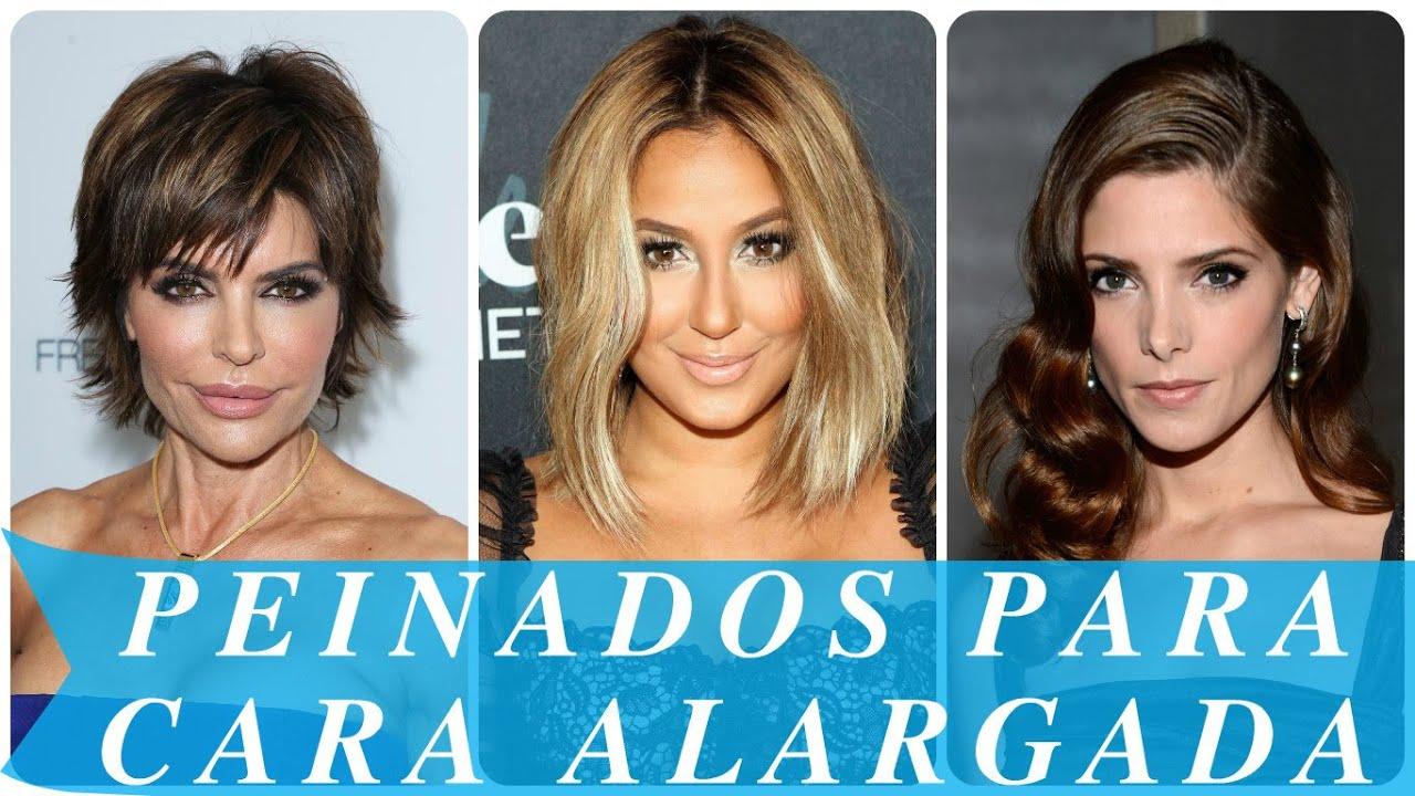Peinados para chicas de cara alargada