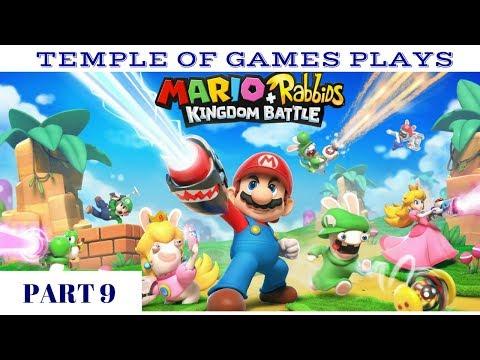 Mario Rabbids Kingdom Battle Part 10 (Finale)