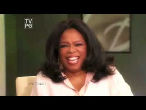 Ellen Degeneres and Portia De Rossi on Oprah  PART 15