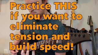 DESTROY tension and build speed by practicing this lick! Weekend Wankshop 230