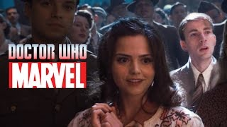 Doctor Who Actors in MARVEL Films