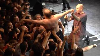 Jello Biafra & TGSOM - Holiday In Cambodia, 24 Aug 2016, Athens, Greece