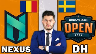 🔴(GIVEAWAY) NEXUS vs. NiP Academy - DREAMHACK $70,000 QUALIFIER