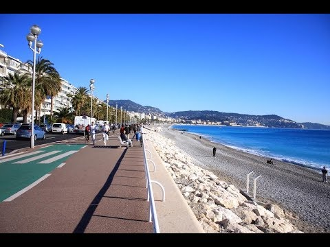 NICE - PROMENADE DES ANGLAIS - FRANCE - [GoPro Onboard]