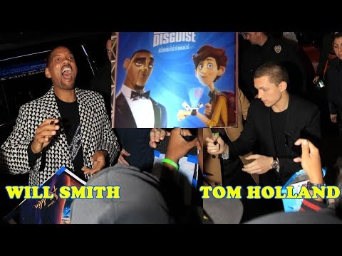 tom-holland-&-will-smith-love-their-fans!!!
