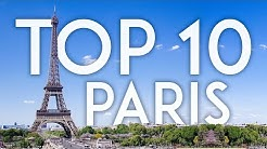 TOP 10 Things to Do in PARIS in 2020 | France Travel Guide