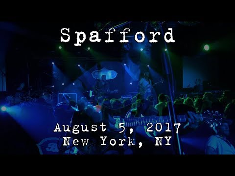 Spafford: 2017-08-05 - B.B. King's; New York, NY [6-Cam/HD60p]