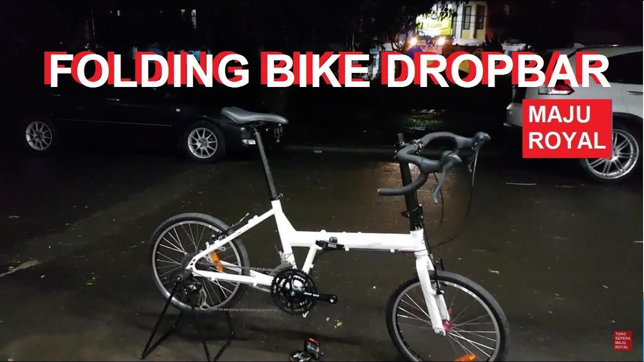 Merakit Lagi Frame Sepeda Lipat No Name Alloy Taiwan