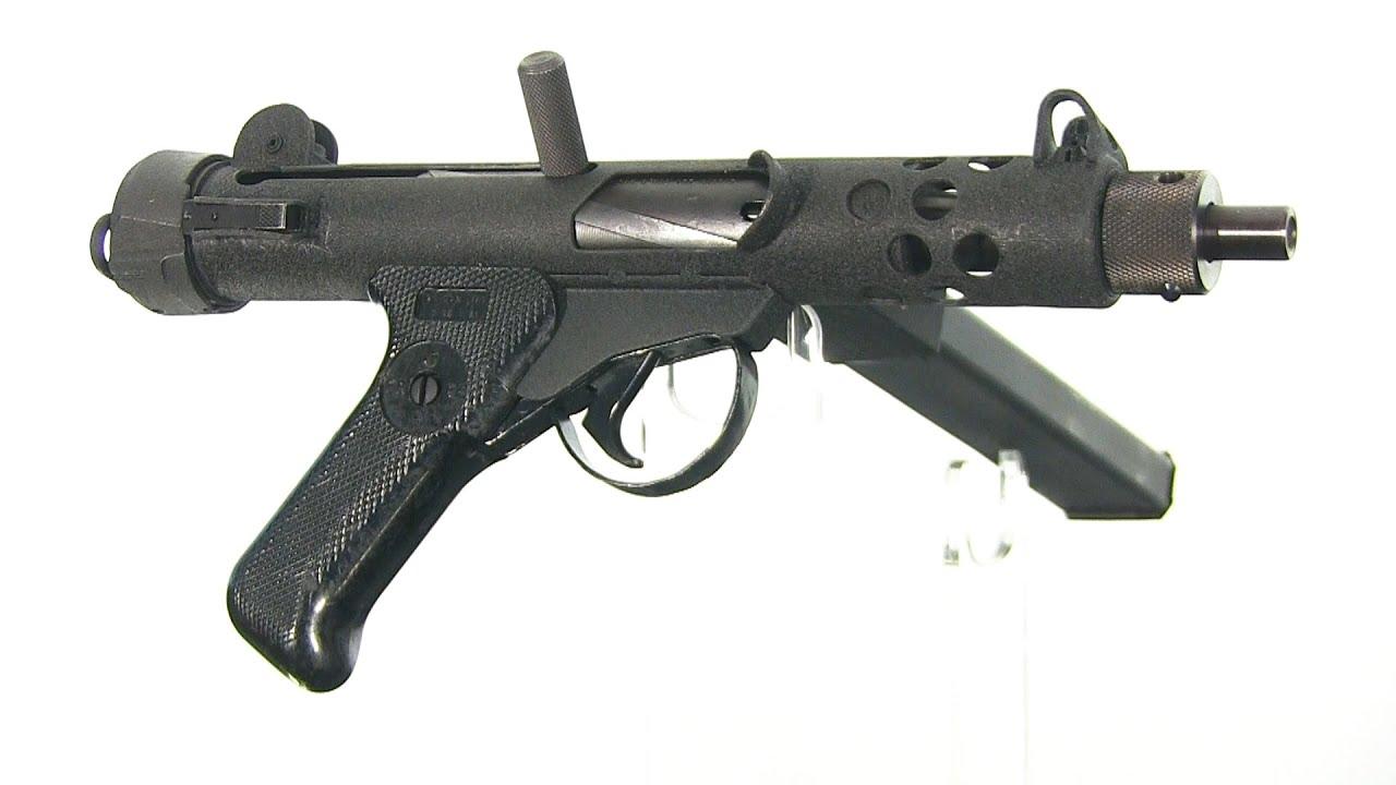 Colefire Magnum (Sterling MK4)
