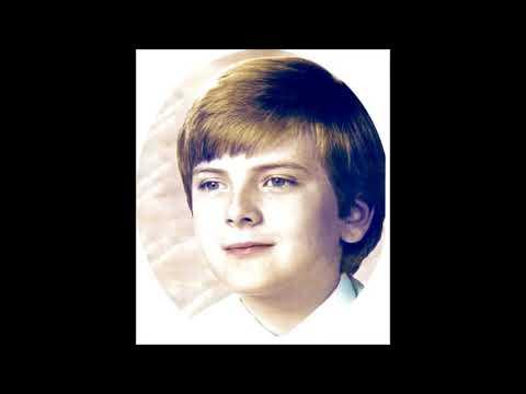 A Tribute to Aled Jones, boy soprano -  singing