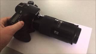 Швидкість автофокуса Minolta AF 70-210mm f/4 (AF speed Minolta AF 70-210mm f/4)