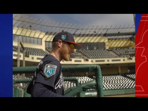 Braves take the field for Spring Training Day 1