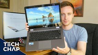 ASUS ZenBook UX360CA Flip Review - Flippin' Heck!