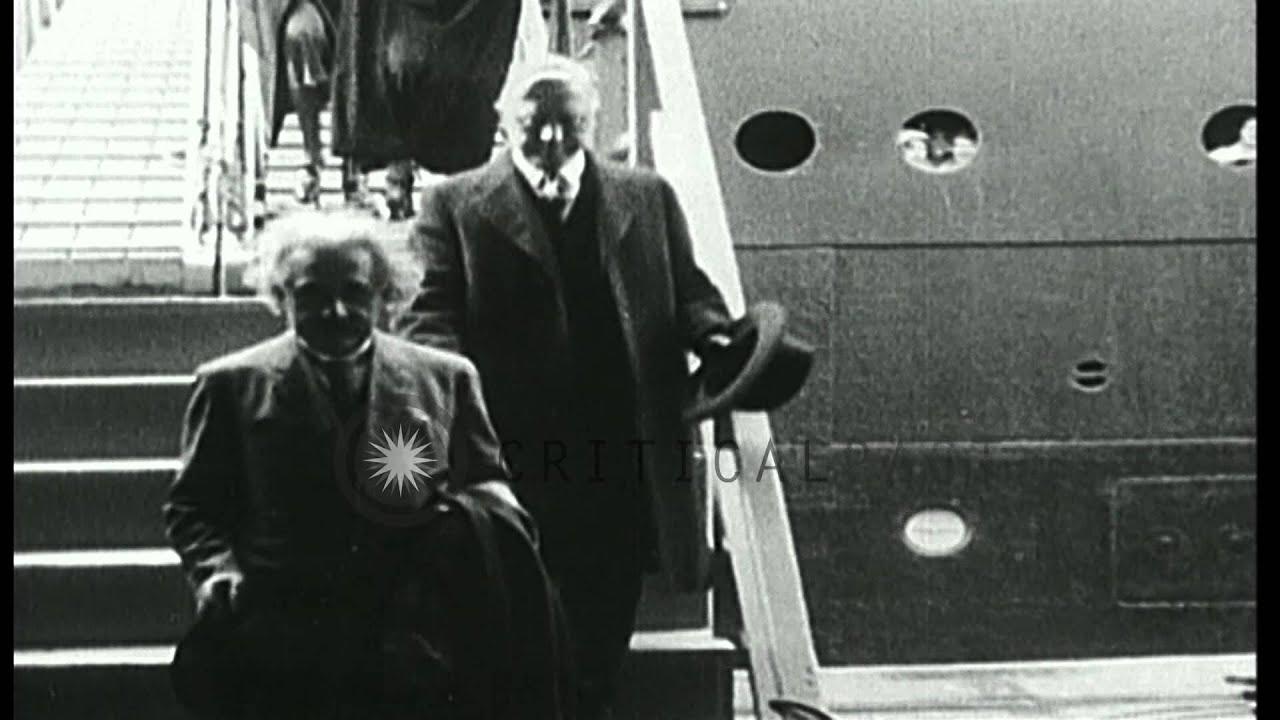 Albert Einstein (Archival footage)