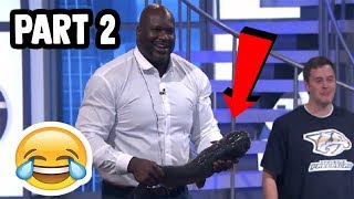 INSIDE THE NBA FUNNIEST MOMENTS 2018 (NEW) PART 2