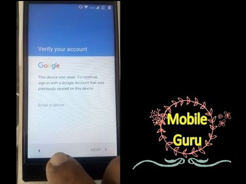 LYF Wind 7 LS 5016 FRP Reset Google Account Bypass By mobile Guru