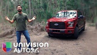 Ford F-150 EcoBoost 2015 - Prueba A Bordo [Full]