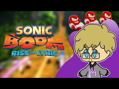 Sonic Boom Rise Of Lyric - Video Review (FIRST VIDEO / PLEASE DON'T WATCH)
