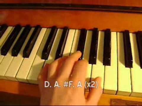 Amelie Piano Tutorial (Comptine d'un Autre Été)