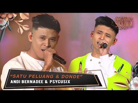 Satu Peluang & Donde - Andi Bernadee & Psycusix | #ASK2019