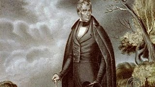 William Henry Harrison: America's briefest President