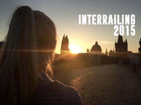 Interrailing 2015 - GoPro