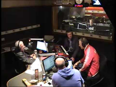 Dwayne Russell and son, Singer Joss Russell spoke on 3AW Nightline, Wed 011014