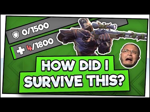 HOW DID I SURVIVE THIS?! Clutching with 4 Health! Realm Royale Masters Gameplay thumbnail