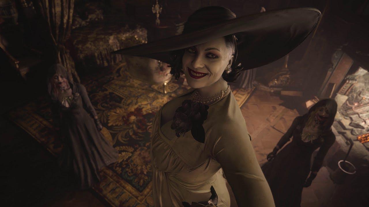 《Resident Evil Village》發售日確定 4K中文預告