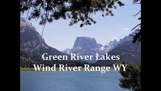 Green River Lakes - Wind River Range - Wyoming