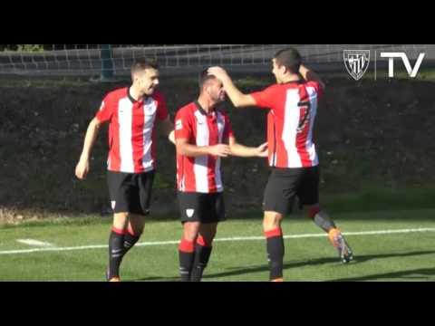 Liga 16-17 - J.16 - Bilbao Athletic 2 Leioa 2