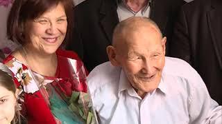 Ветеран Великой Отечественной войны Алексей Семёнов отметил 96-летие