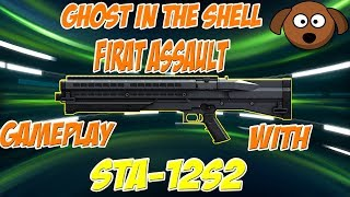 Ghost in the Shell First Assault gameplay with STA-12S2!