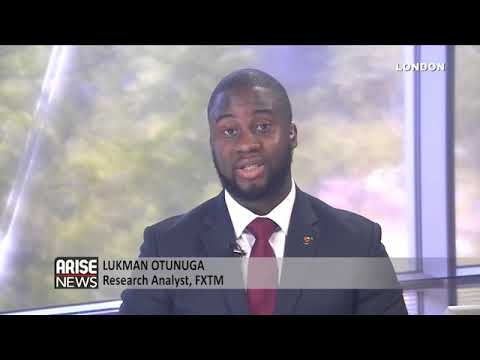 Arise interview with Lukman Otunuga | 21/05/2019