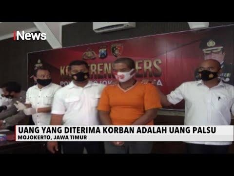 Korban Rugi Rp80 Juta, Dukun Palsu Pengganda Uang Di Mojokerto Ditangkap - Special Report 16/10