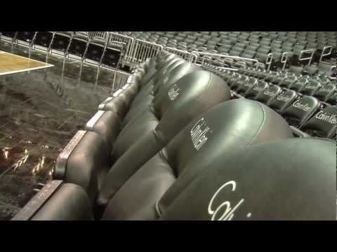 Behind the Scenes Look at Barclays Center