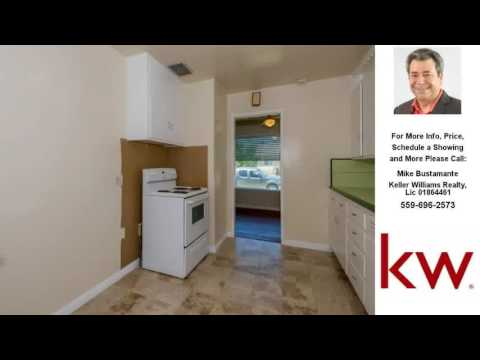 637 E Duff Ave, Reedley, CA Presented by Mike Bustamante.