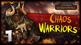 Скачать THE SUNEATER RISES Total War Warhammer Warriors Of Chaos Campaign 1