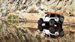 Arizona Hidden Oasis 4x4 trail
