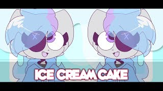 ice cream cake // animation meme