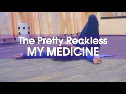 The Pretty Reckless - My Medicine/Dance Video/ contemp choreo