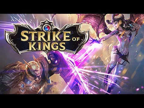 видео: strike of kings ШИКАРНА moba на android + РОЗЫГРЫШ №6