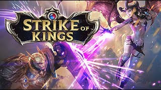 Strike of Kings ШИКАРНА MOBA на ANDROID + РОЗЫГРЫШ №6