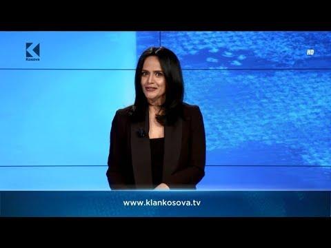 Lajmet 20:00 - 09.12.2017 - Klan Kosova